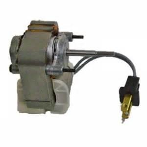 nutone broan broan 671 replacement bath fan motor 99080255 1 5 s 1500 rpm 120v