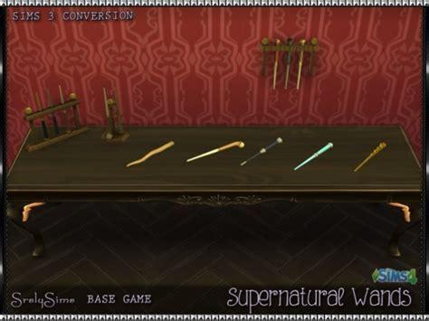 wand » Sims 4 Updates » best TS4 CC downloads