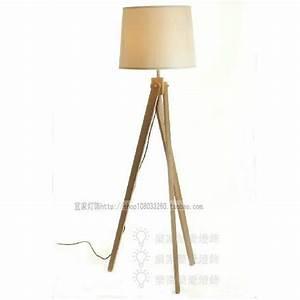 Lampenschirm Stehlampe Ikea : nordic ikea stoff stehlampe modernen minimalistischen wohnzimmer schlafzimmer holz holz stativ ~ Frokenaadalensverden.com Haus und Dekorationen