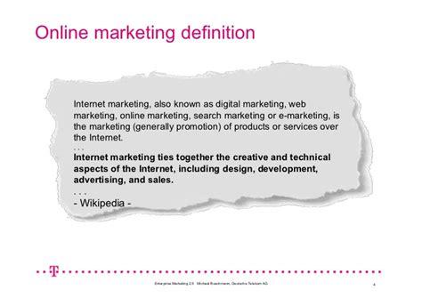 seo marketing definition michael buschmann of search marketing