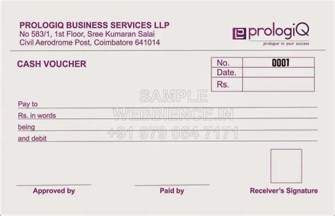Voucher Template Template Galleries Voucher Template By Webbience