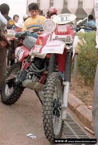 Photos Dakar 1982 Xr500  50r