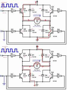 What Is The Direction Of Current Flowing Through The