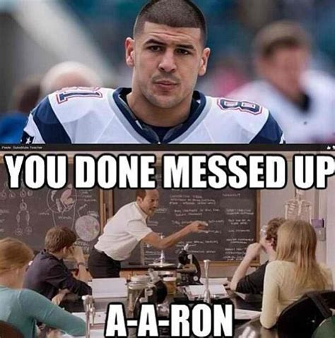 Funny Messed Up Memes - you done messed up a aron key peele meme
