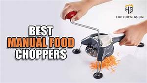 Ufe0ffood Choppers  Top 5 Best Manual Food Choppers For 2020