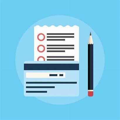 Writing Vector Check Illustrations Clip Royalty Shopping