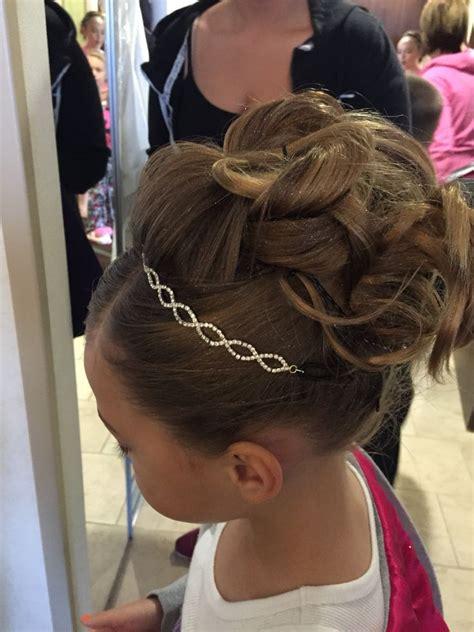 flower girl hairstyles ideas  pinterest
