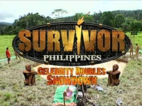 Survivor Philippines Celebrity Doubles: Montero Brothers ...