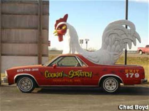 doolittle mo cookin  scratch chicken car