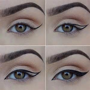 how to cat eye eyeliner how to do cat eye makeup perfectly tutorial with pictures