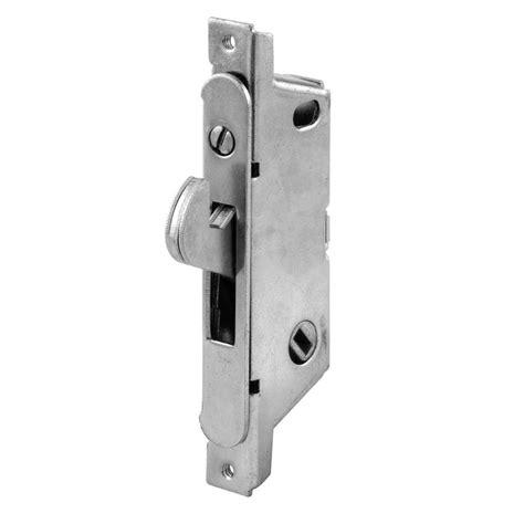 locks for sliding doors prime line sliding door mortise lock 45 degree