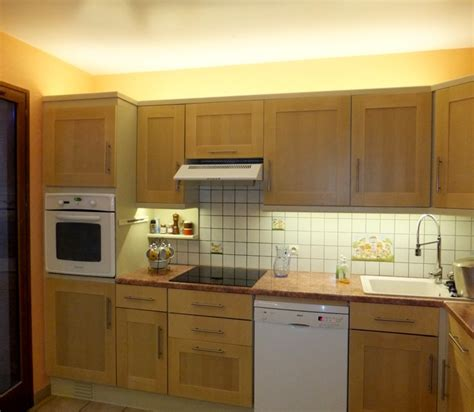 corniche pour cuisine eclairage led plan de travail cuisine led 39 s go