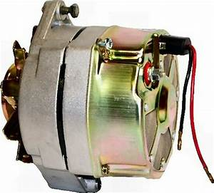 Marine Alternator For Mercruiser  Omc 12v 61 Amp 3