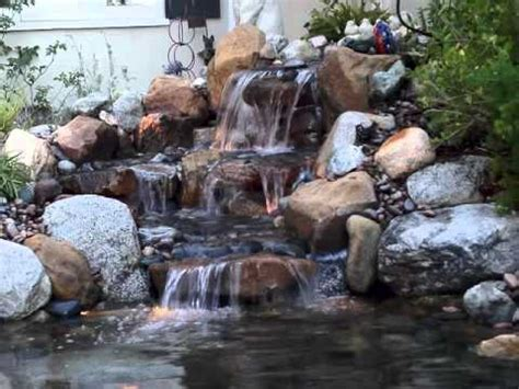 koi ponds waterfalls  pond pros  southern california