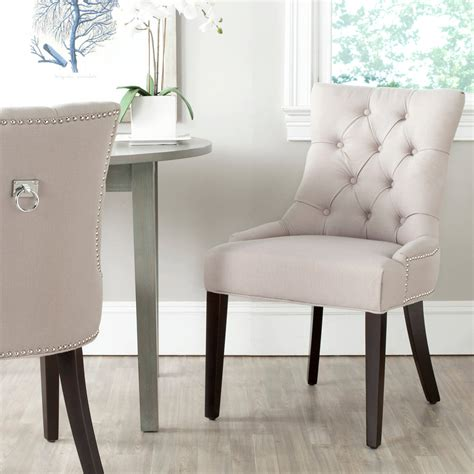 chaise capitonnee parsons chairs walmart com
