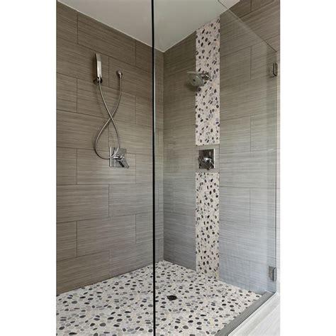 galets pour salle de bain salle de bain en naturelle le min 233 ral s invite en 10 mod 232 les