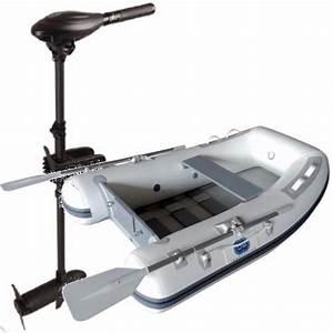 Bateau Moteur Electrique : annexe bateau pneumatique latt e 230w moteur lectrique osapian 55 lbs ~ Medecine-chirurgie-esthetiques.com Avis de Voitures