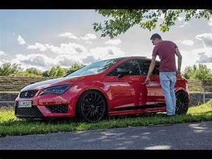 Seat Ibiza Cupra Tuning : the red seat leon cupra tuning aerodynamik kit youtube ~ Kayakingforconservation.com Haus und Dekorationen
