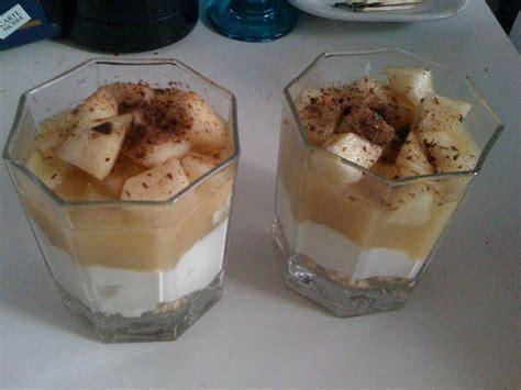 dessert l 233 ger pour le soir miam