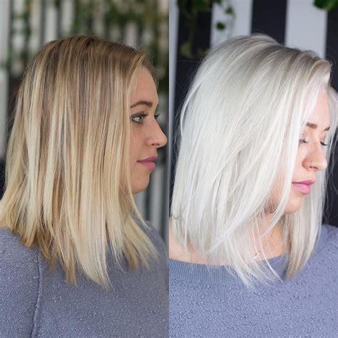 blond zu braun oder lang zu kurz eine neue