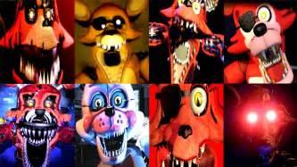 45 Foxy Jumpscares Fnaf Fan Games Iulitm Doovi