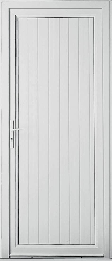porte de service en pvc porte secondaire pvc kpark