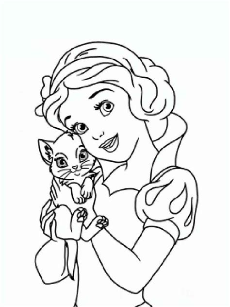 printable disney coloring pages disney princess coloring pages to print free disney