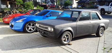 Datsun 510 Build by 1969 Datsun 510 2dr Z22 Turbo Efi Build Zdriver