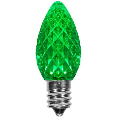 c7 green opticore led light bulbs