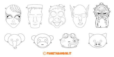 disegni  carnevale da colorare pianetabambiniit