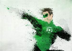 Green Lantern by BOMBATTACK on DeviantArt