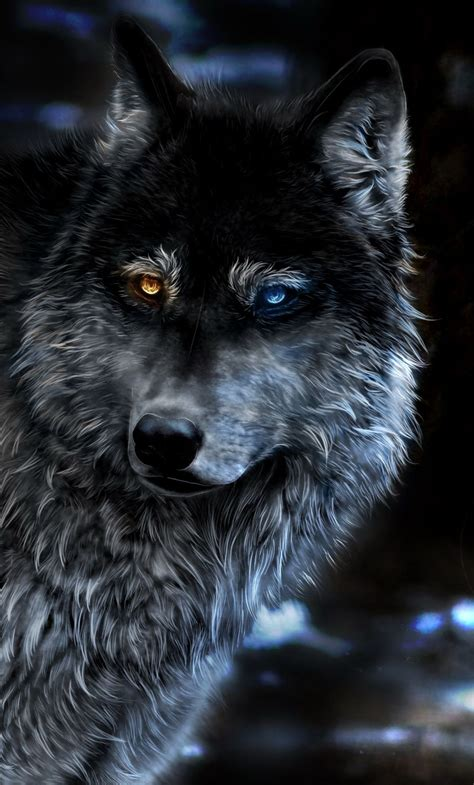 Angry Wolf Wallpaper 4k by Wolf Iphone Wallpapers Top Free Wolf Iphone Backgrounds