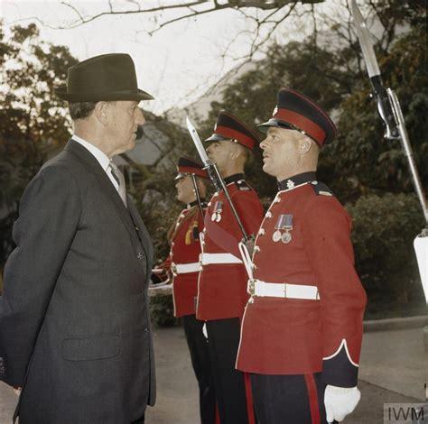 british army  hong kong february  imperial