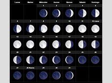 Calendario Lunar Octubre 2017 Esoterismoscom