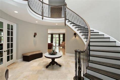 escalier interieur de villa bien choisir escalier d int 233 rieur decoration maison