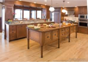 kitchen floor plans with islands pictures of kitchens traditional light wood kitchen