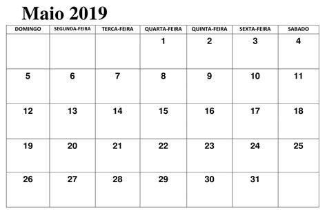 calendario feriados maio   imprimir calendario