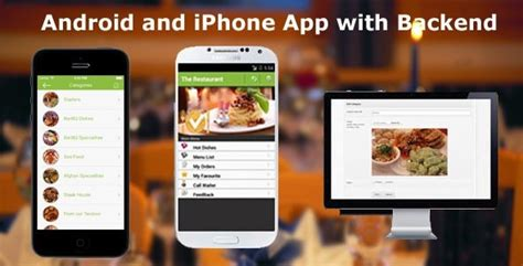 application android cuisine is there a affordable iphone android mobile ordering