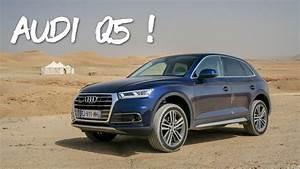 Essai Audi Q5 : essai new audi q5 au maroc youtube ~ Maxctalentgroup.com Avis de Voitures