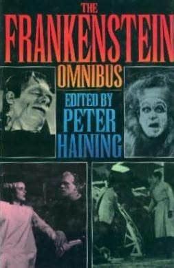 frankenstein omnibus  peter haining
