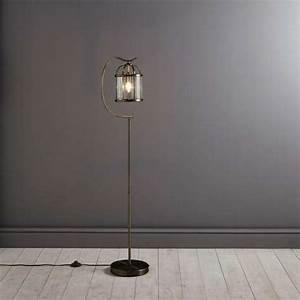 hurricane floor lamp dunelm With dunelm brass floor lamp