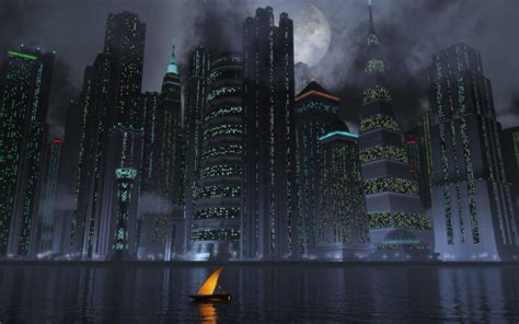 City Animated Wallpaper - gotham city hd wallpaper 64 images