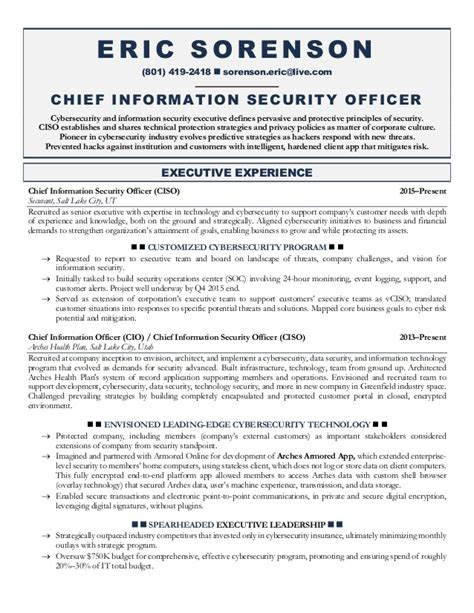 18522 cto resume exles cissp resume exle cissp resume format fresh 10 new