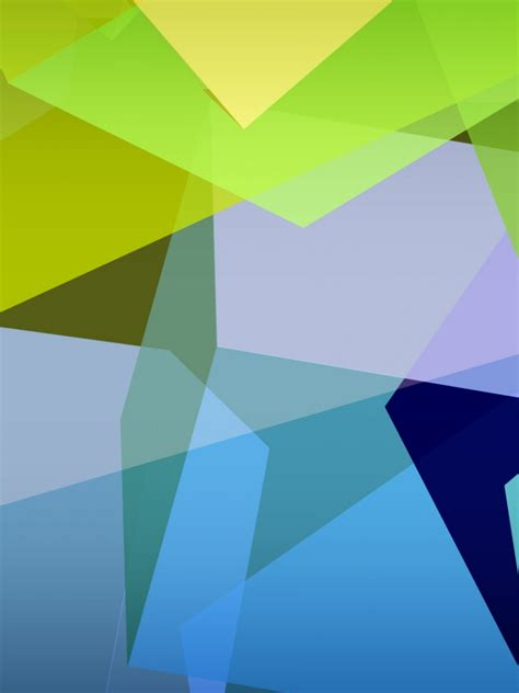 Abstract Geometric Shapes Wallpaper by 768x1024 Abstract Geometric Colored Shapes Wallpaper