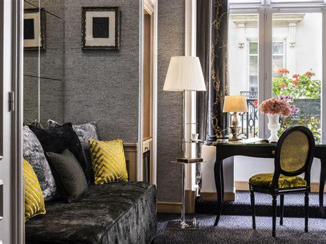 decoration chambre hotel visite déco charme et raffinement à l hôtel baltimore