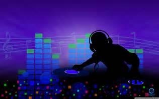 DJ Music Desktop Backgrounds