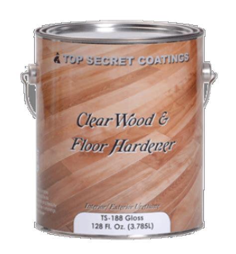 TS 188 Urethane Wood and Floor Hardener   Clear