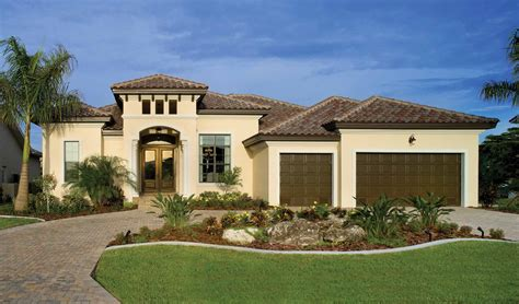 Luxury Home Plans For The Coquina 1103f