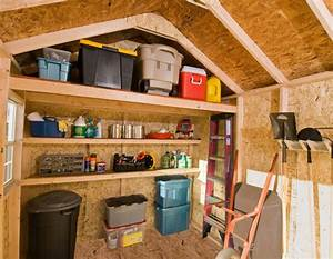 The Dos and Dont's of Shed Organization Backyard Buildings