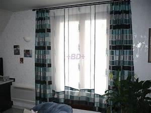 Rideaux Ikea Voilage : rideaux turquoise ~ Teatrodelosmanantiales.com Idées de Décoration